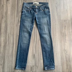 Abercrombie & Fitch Perfect Stretch Jeans - SHORT